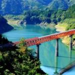 天空の秘境駅の絶景がすごい!静岡大井川鉄道のトロッコ列車で行こう
